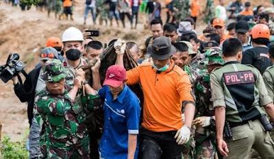 Sepanjang Tahun 2019, 3622 Bencana Terjadi di Indonesia