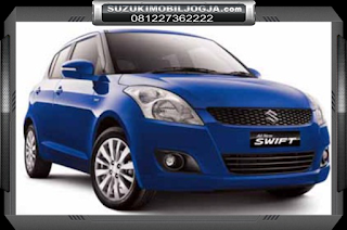 New Swift warna Biru