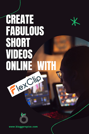 Create Fabulous Short Videos Online for Websites and Blogs with FlexClip
