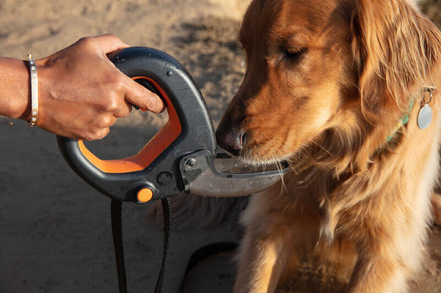Spleash Hydrating Dog Leash