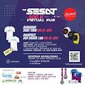 Virtual Run TerSESAT 500K • 2021