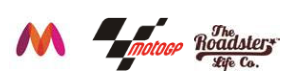 Roadster becomes first Indian clothing collaborator with MotoGP™