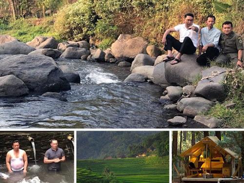 Wisata alam Bantaragung Sindangwangi Majalengka