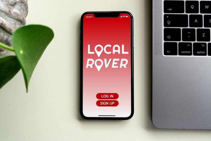Local Rover Mock App