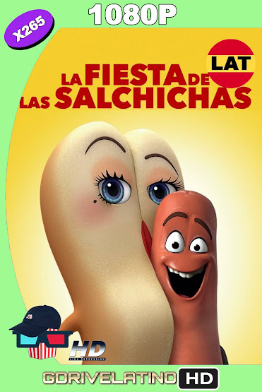 La Fiesta de las Salchichas (2016) BDRip 1080p x265 Latino-Ingles MKV