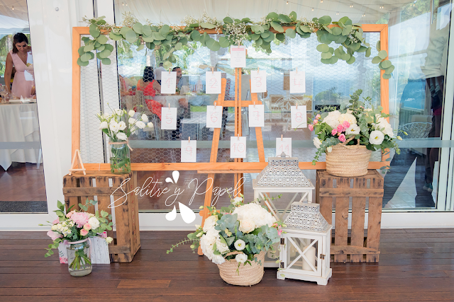seating plan personalizado boda