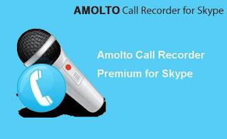 Amolto Call Recorder Premium for Skype 3.2.1.0 Full Keygen