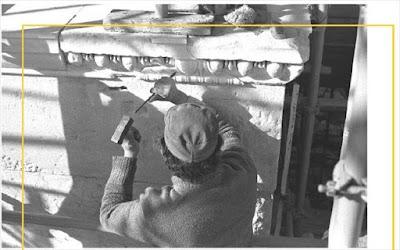 Η συμβολή της μαρμαροτεχνίας στην αναστήλωση των μνημείων