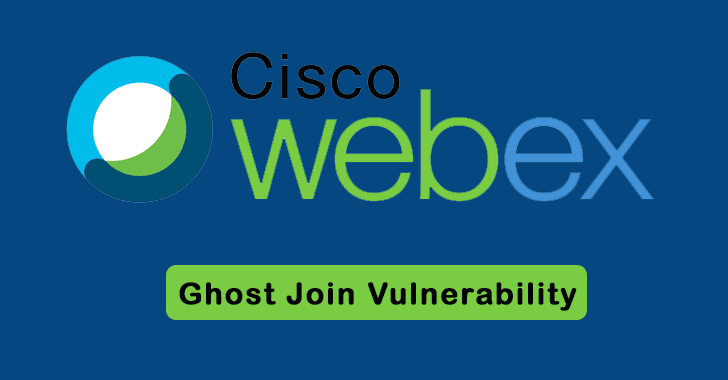 Cisco Webex Meetings Flaw