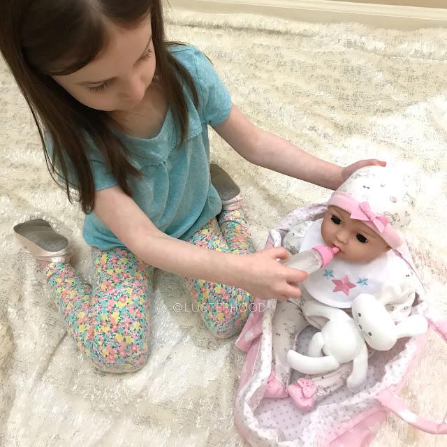 Adora Play Adoption Baby Essentials Set     Lusterhood