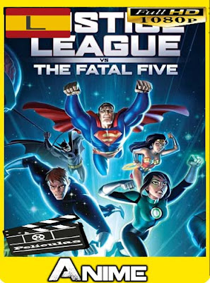 Justice League vs. the Fatal Five (2019) HD [1080P] latino [GoogleDrive-Mega]nestorHD
