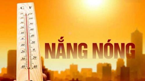 Quảng Ngãi Nắng nóng 40 độ