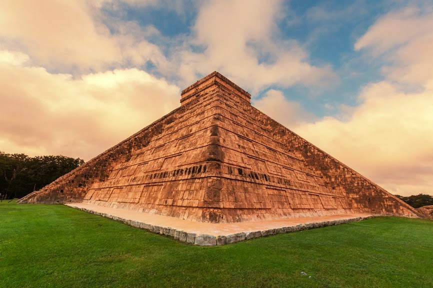 Turismo en Teotihuacán, México