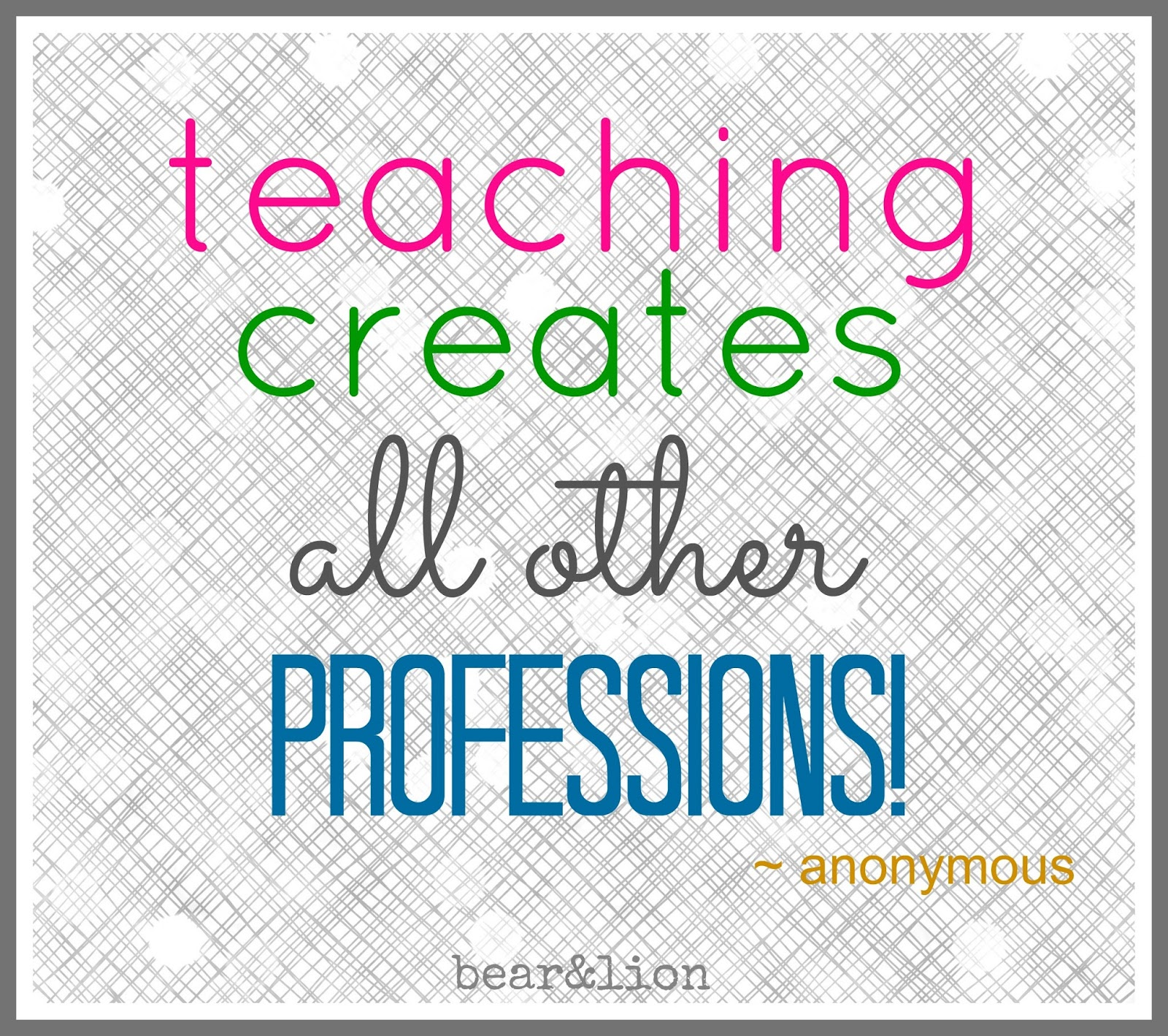 Teacher Appreciation Sayings And Quotes. QuotesGram
