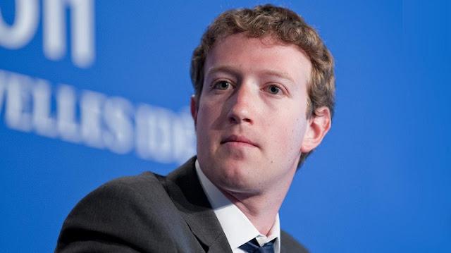 Saham Facebook Anjlok, Harta Mark Zuckerberg Terkuras Rp 83,3 Triliun