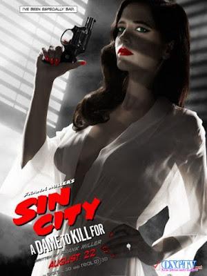Xem phim Thành Phố Tội Ác 2 - Sin City: A Dame To Kill For (2013)