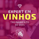 Curso Online  Expert em Vinhos - Diamante