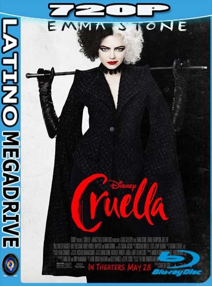 Cruella (2021) Latino HD [720P] [GoogleDrive] [Mega] DizonHD