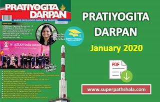 Pratiyogita Darpan English January 2020 Pdf Download