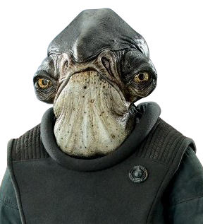 Admiral Raddus lines from Rogue One.