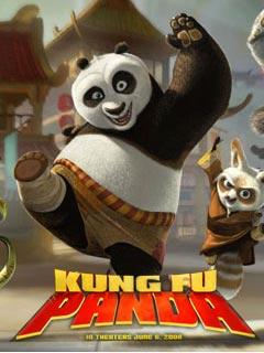 Game Java Kungfu Panda