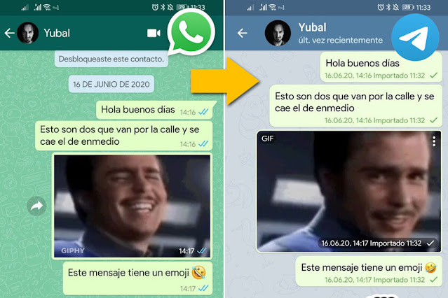 How To Import WhatsApp Chat History Into Telegram