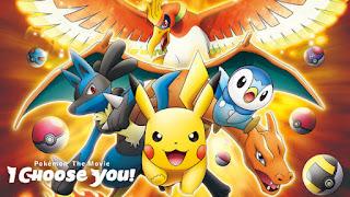 Pokemon Movie 20: POKEMON THE MOVIE I CHOOSE YOU   Anime Episode