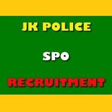 Jammu 200 Posts JK Police [SPO Recruitment] for Border Area 2018