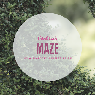 Triwizard Tournament Readathon TBR - Third Task - The Maze