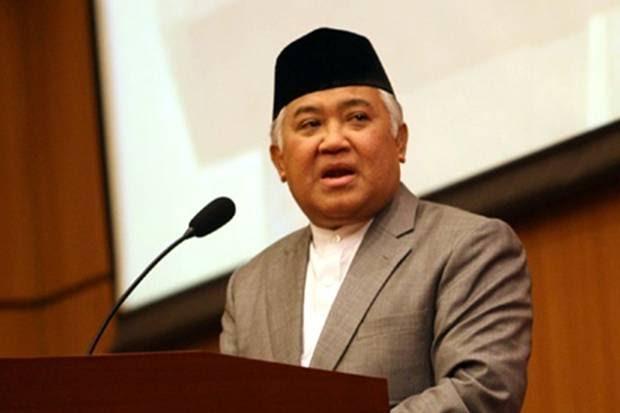 Pemuda Muhammadiyah Peringatkan GAR ITB, Jangan Coba-coba Ganggu Din Syamsuddin