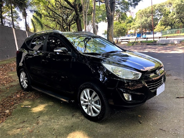 Hyundai IX35 2.0 GLS AT 2015: à venda - R$ 55.990,00