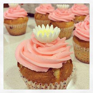 Cupcakes para el Día de la Madre