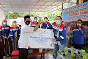 Pertamina Berikan Bantuan ke 63 Yayasan Panti Asuhan dan Pondok Pesantren se-Sulawesi
