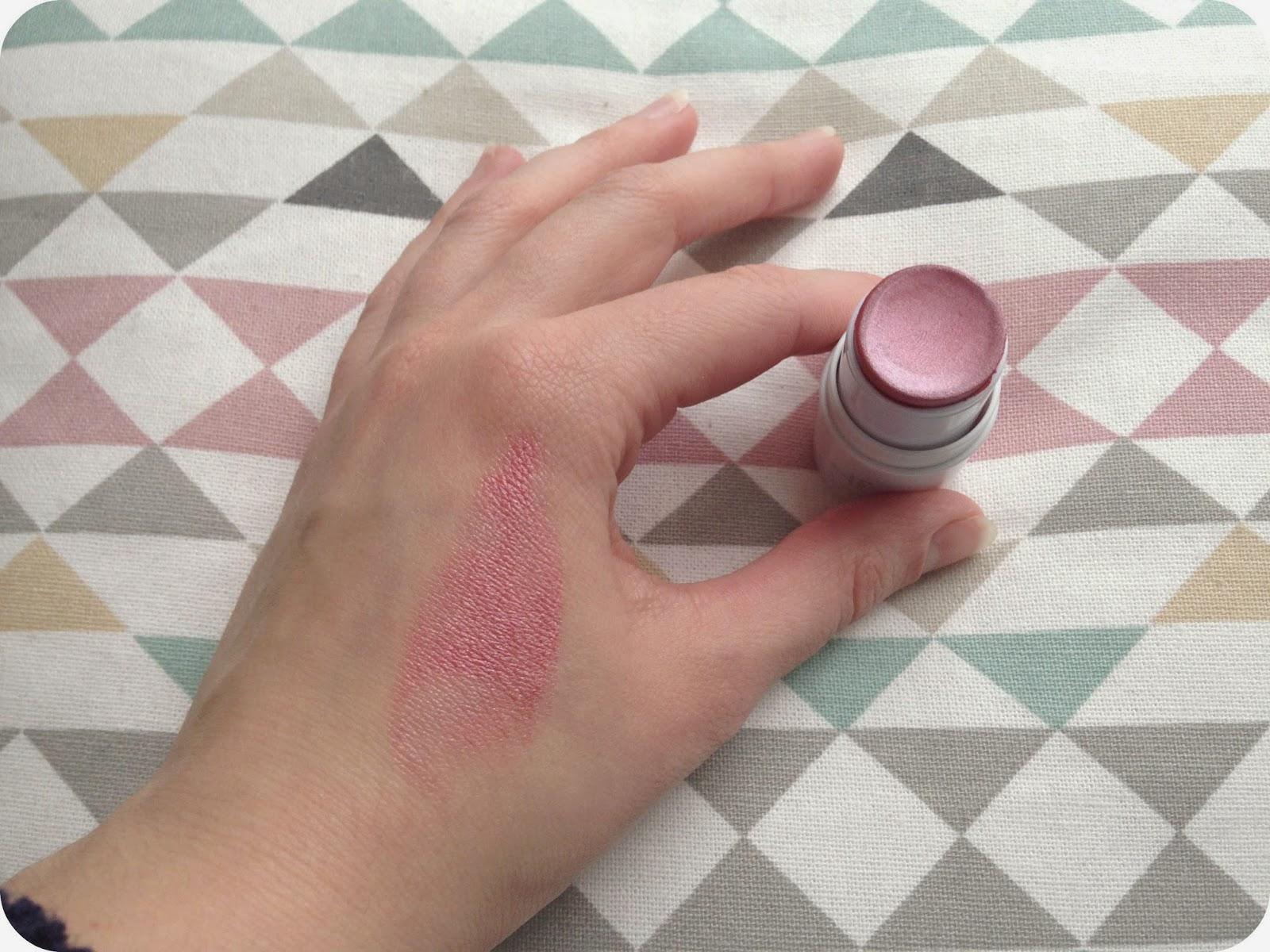 stick blush crème elf woodybeauty blog beauté