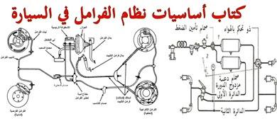 كتاب أساسيات نظام الفرامل في السيارةpdf