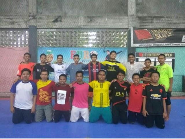 Futsal Bersama HMPS PAI