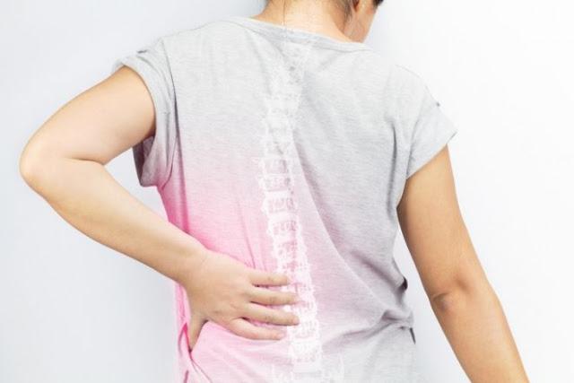 Penyebab kelainan tulang skoliosis