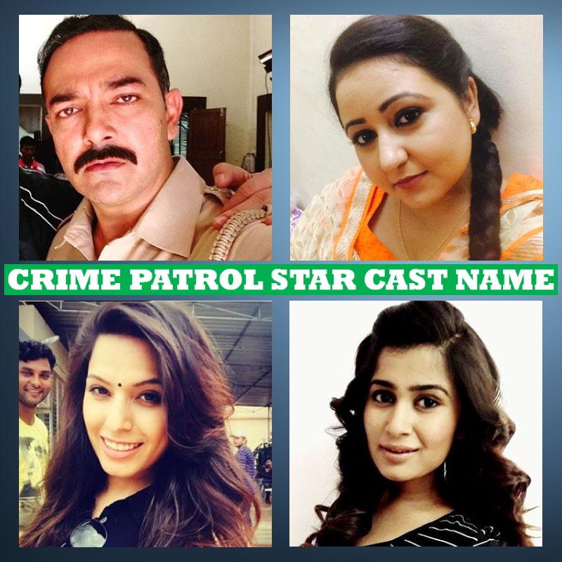 Crime Patrol Star Cast Name List, Sony TV Series, Crew
