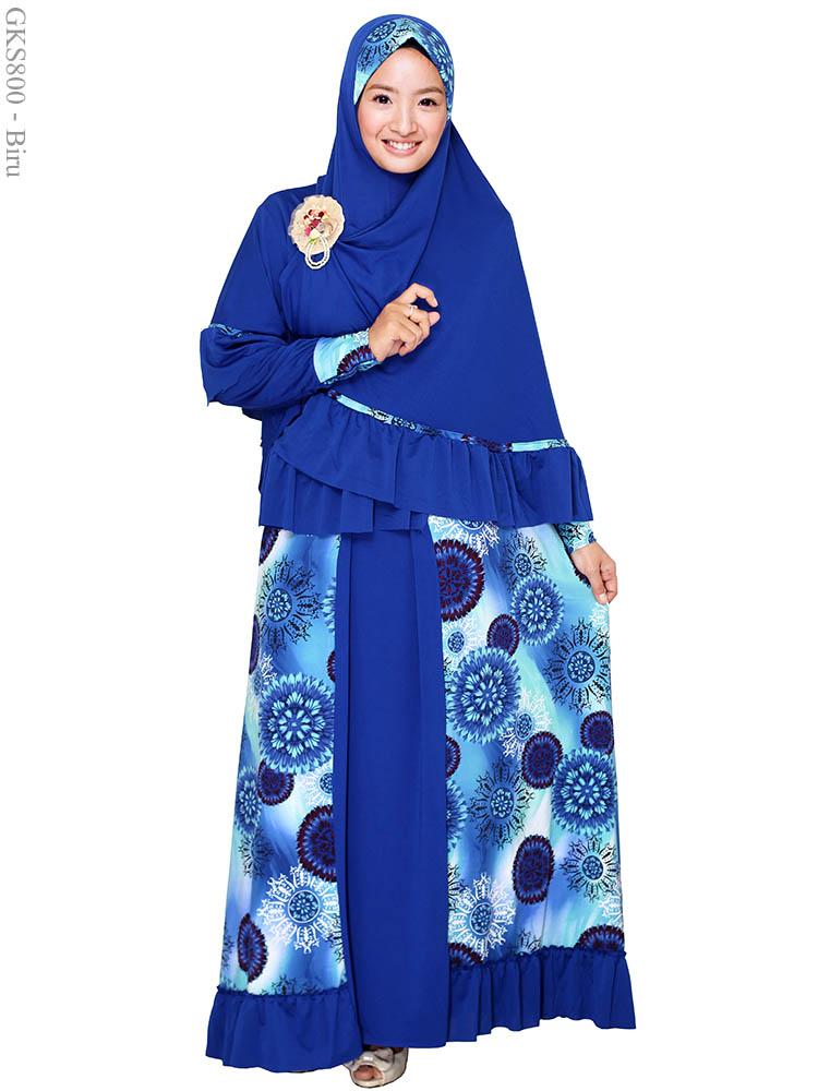 Contohgambar Baju Gamis Muslimah yg lagi trend  Elneddy