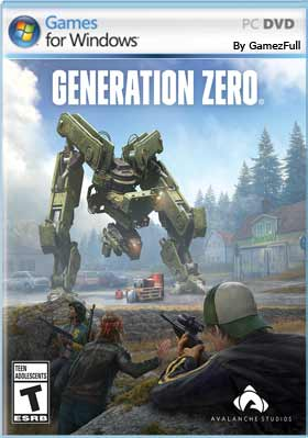 Generation Zero PC Full Español | MEGA