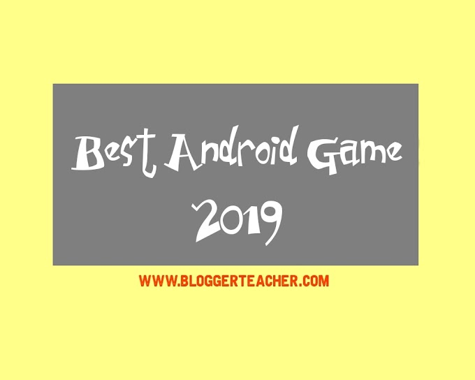 Best Android Game In The World 2019 - Android Ki Sab Se Achi Game 2019