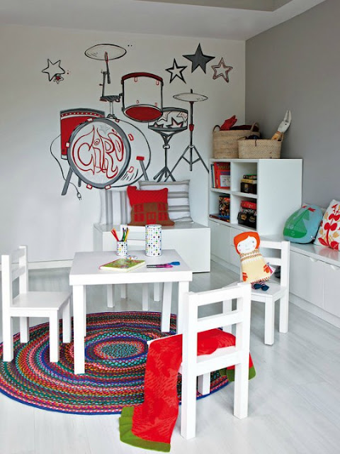 Decoration With Musical Inspiration 4