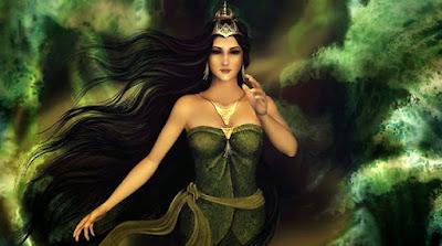 Mitos Kecantikan Nyi Roro Kidul