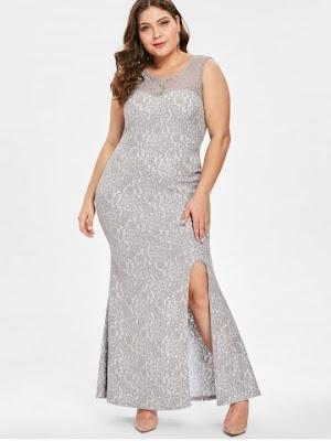 3ca2916d88c Rosegal Plus Size Prom Dresses - 15 Choices From Deria - Deria ...