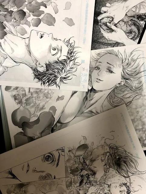 Kembalinya Manga Ballroom e Youkoso Setelah Hiatus