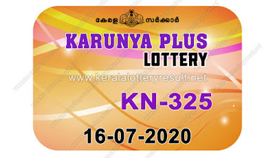 kerala-lottery-result-16-07-2020-Karunya-Plus-KN-325,  kerala lottery, kerala lottery result,  kl result, yesterday lottery results, lotteries results, keralalotteries, kerala lottery, keralalotteryresult,  kerala lottery result live, kerala lottery today, kerala lottery result today, kerala lottery results today, today kerala lottery result, Karunya Plus lottery results, kerala lottery result today Karunya Plus, Karunya Plus lottery result, kerala lottery result Karunya Plus today, kerala lottery Karunya Plus today result, Karunya Plus kerala lottery result, live Karunya Plus lottery KN-325, kerala lottery result 16.07.2020 Karunya Plus KN 325 16 july 2020 result, 17 07 2020, kerala lottery result 16-07-2020, Karunya Plus lottery KN 325 results 16-07-2020, 19/03/2020 kerala lottery today result Karunya Plus, 19/03/2020 Karunya Plus lottery KN-325, Karunya Plus 16.07.2020, 16.07.2020 lottery results, kerala lottery result july16 2020, kerala lottery results 16th july 2020, 16.07.2020 week KN-325 lottery result, 16.07.2020 Karunya Plus KN-325 Lottery Result, 16-07-2020 kerala lottery results, 16-07-2020 kerala state lottery result, 16-07-2020 KN-325, Kerala Karunya Plus Lottery Result 16/07/2020, KeralaLotteryResult.net