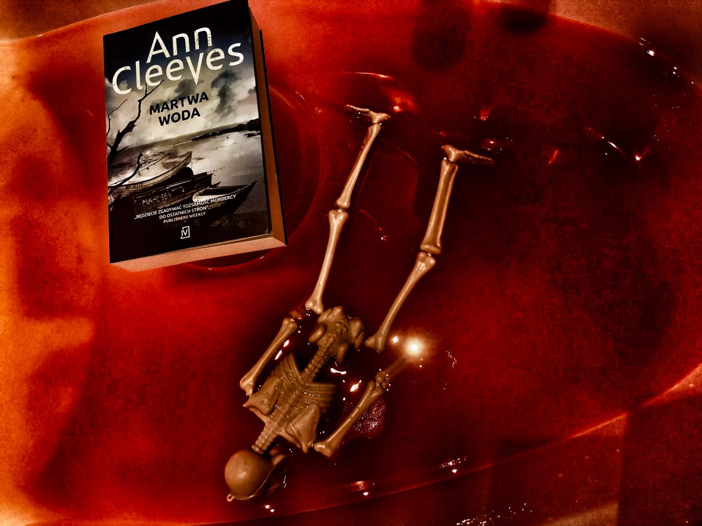 Ann Cleeves - Martwa woda