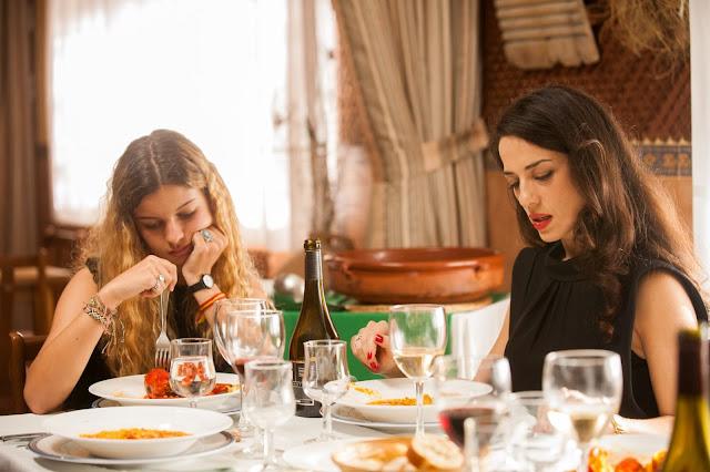 Sofía Oria y Yolanda Torosio en 'Gigantes'
