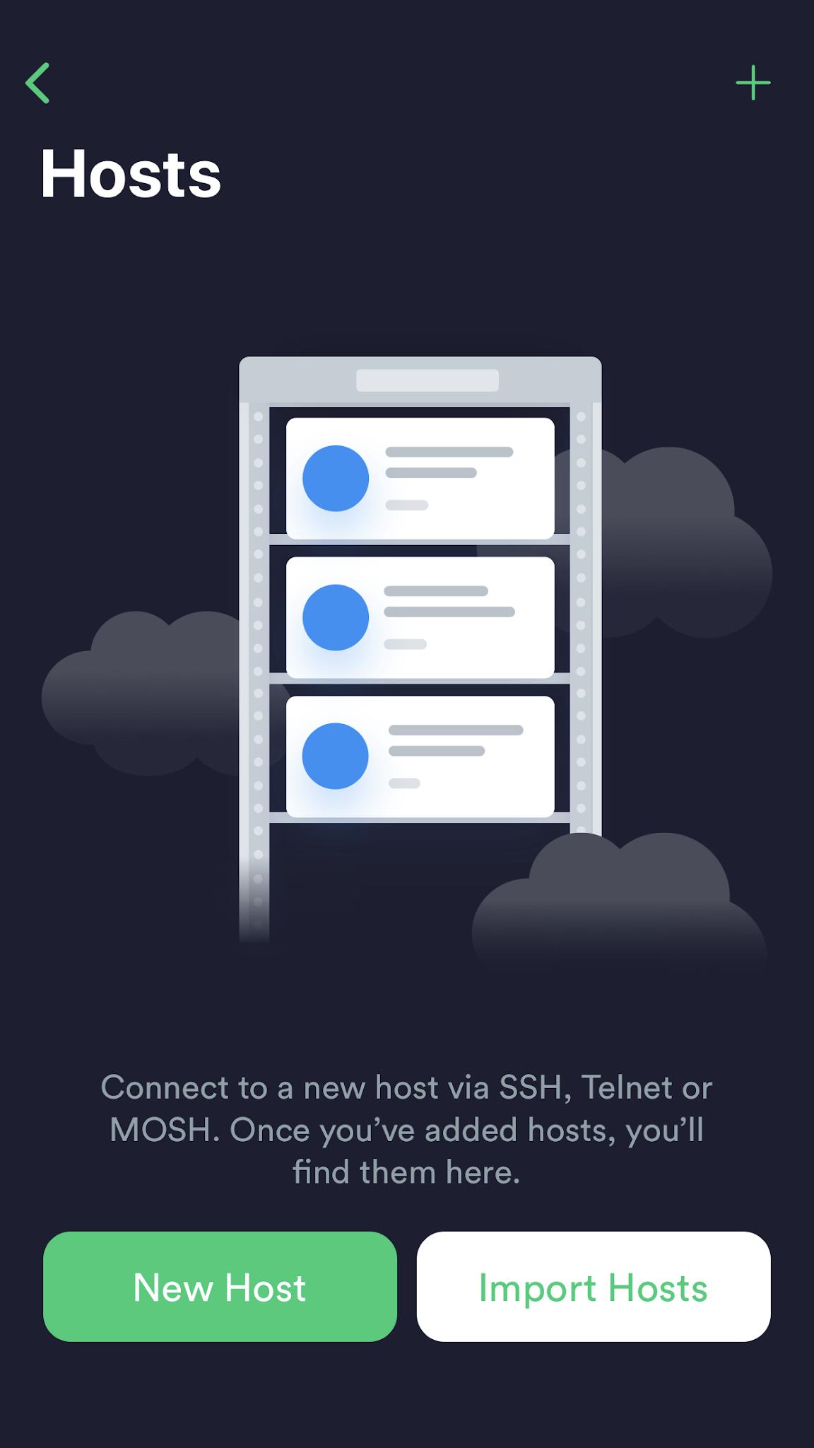 SSH anche su iPhone