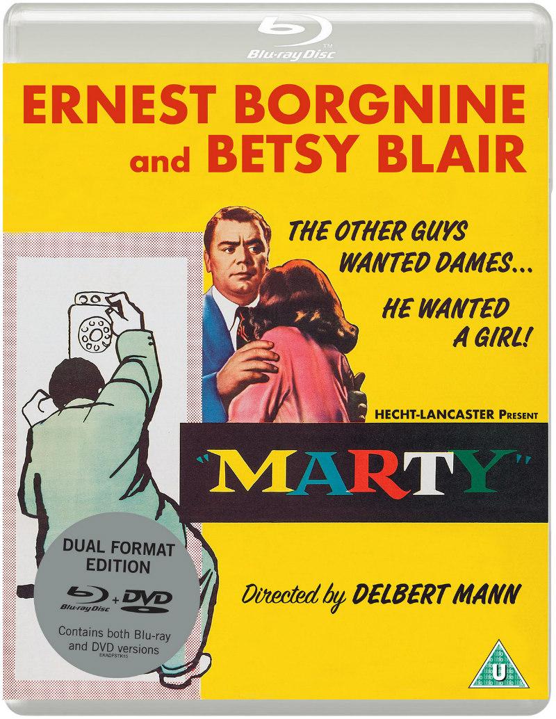 marty film 1955 eureka blu-ray